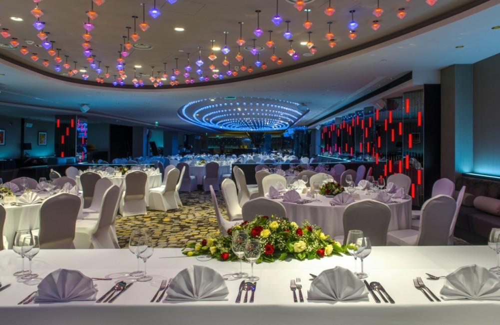DoubleTree by Hilton Hotel & Conference Centre Warsaw sale konferencyjne