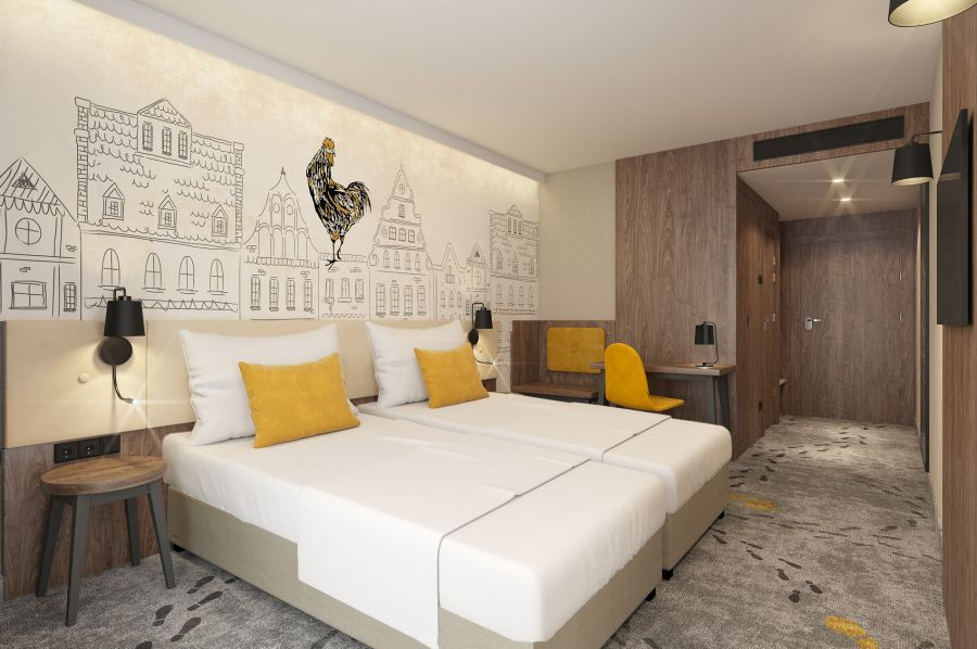 ibis Styles Lublin Stare Miasto Lublin sale konferencyjne